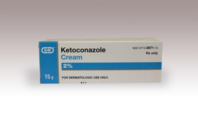 ketoconazole cream 2 g w laboratories